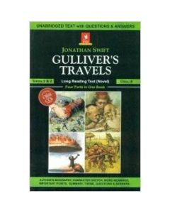 Pigeon Gulliver's Travels (Novel) for Class 9