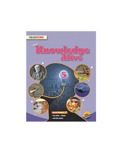 New Knowledge Alive - 5 Revised Edit.