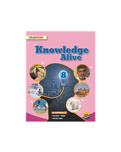 New Knowledge Alive - 8 Revised Edit.