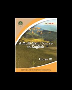 A Multi-Skill Course in English Class IX