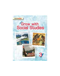 New Grow with Social Studies - 3 (2018-19)