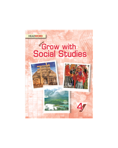New Grow with Social Studies - 4 (2018-19)