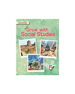 New Grow with Social Studies - 5 (2018-19)