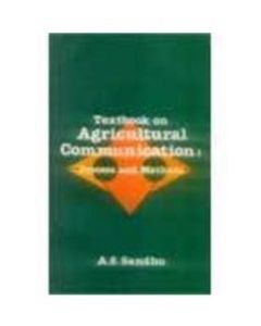 Textbook On Agricultural Communication : Process And Methods