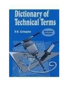 Dictionary Of Technical Terms