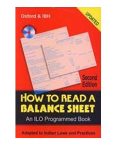 How To Read A Balance Sheet An Ilo Programmed Book