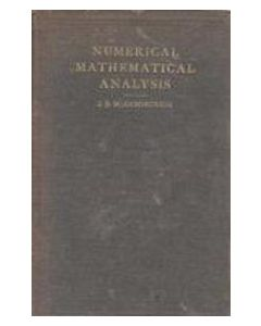 Numerical Mathematical Analysis
