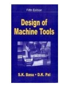 Design Of Machine Tools