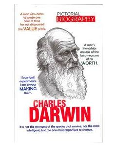 Charles Darwin : Pictorial Biography