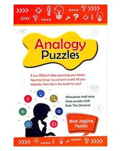 Analogy Puzzles - Mind Joggling Puzzles