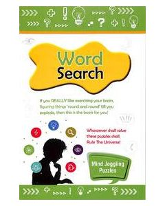 Word Search : Mind Joggling Puzzles