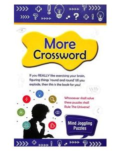More Crossword - Mind Joggling Puzzles