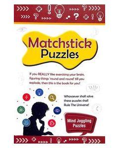 Matchstick Puzzles : Mind Jogging Puzzles