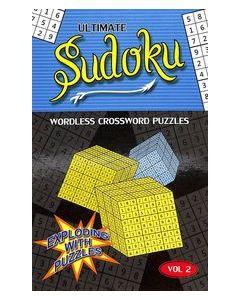 Ultimate Sudoku Vol 2 : Wordless Crossword Puzzles