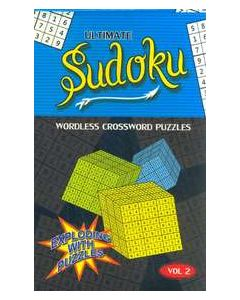 Ultimate Sudoku Vol 2 : Wordless Crossword Puzzles