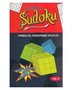 Ultimate Sudoku Vol 5 : Wordless Crossword Puzzles