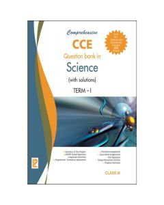 Comprehensive CCE Question Bank in Science (with solutions) Term 1 for Class 9