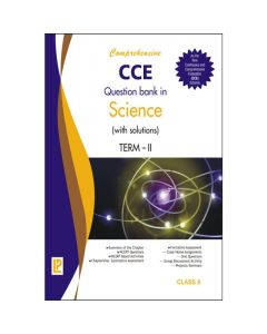 Comprehensive CCE Question Bank in Science (with solutions) Term 2 for Class 10