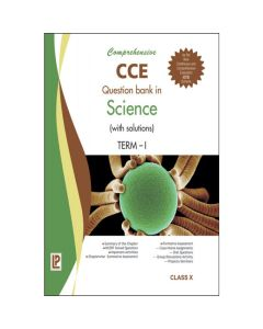 Comprehensive CCE Question Bank in Science (with solutions) for Class 10