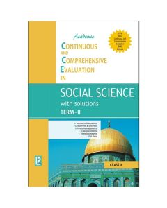 Academic CCE in Social Science with Solutions Term-II for Class 10