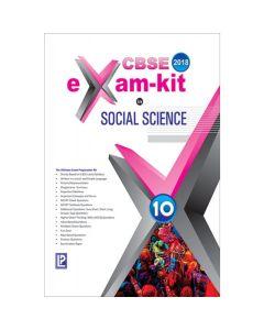 xam Kit in Social Science for Class 10
