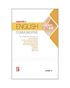 Exam-Kit in English Communicative for Class 10