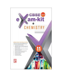 Exam Kit in Chemistry for Class 11