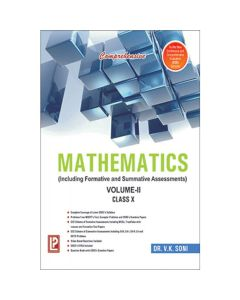 Comprehensive Mathematics Volume 1 & 2 for Class 10