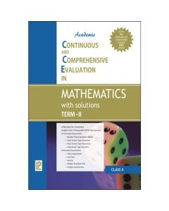 Academic CCE in Mathematics with solutions for Class 10
