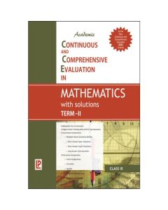 Academic CCE in Mathematics with solutions for Class 9