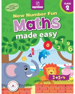 New Number Fun Maths Made Easy- Book 2