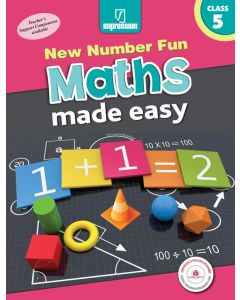 New Number Fun Maths Made Easy- Book 5