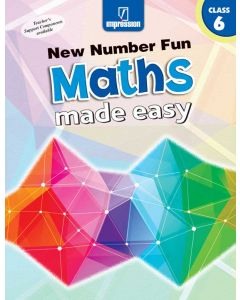 New Number Fun Maths Made Easy- Book 6