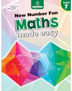 New Number Fun Maths Made Easy- Book 7