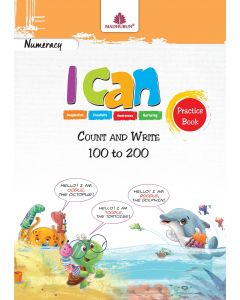 I Can Practice Book—Count and Write 100 to 200