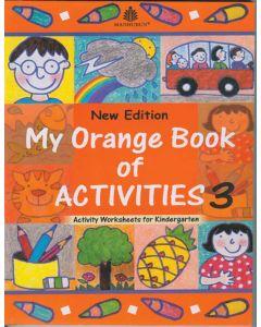 My Orange Book Of Activities [Multi Colour Edn]