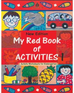 My Red Book Of Activities [Multi Colour Edn]