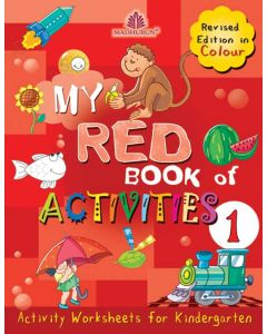 My Red Book Of Activities - Revised