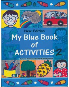 My Blue Book Of Activities - Revised