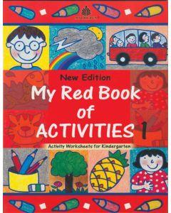 My Orange Book Of Activities - Revised