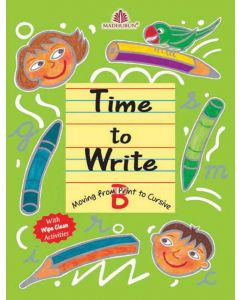 Time To Write - B (Revised)