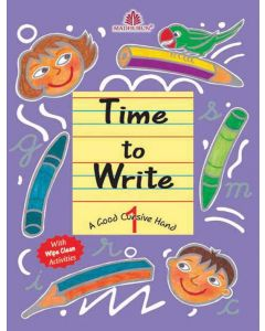 Time To Write - 1 (Revised)