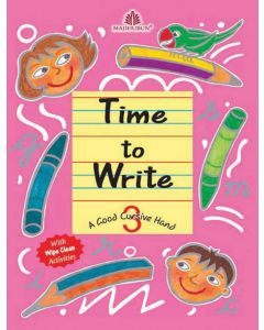 Time To Write - 3 (Revised)