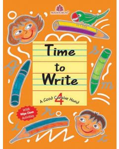 Time To Write - 4 (Revised)