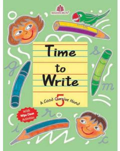 Time To Write - 5 (Revised)