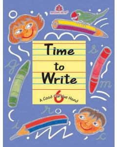 Time To Write - 6 (Revised)