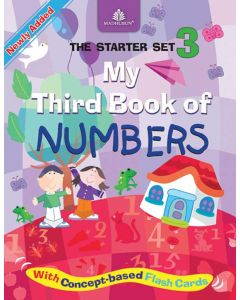 Starter Set - 3 My Third Book of Numbers (Revised)