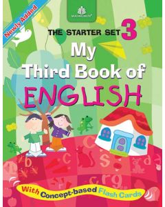 Starter Set - 3 My Third Book of English (Revised)