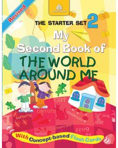 Starter Set - 2 My Second Book of the World Around Me (Revised)