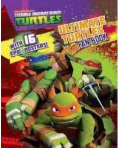 Teenage Mutant Ninja Turtles Ultimate Fan Book